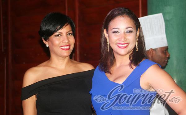 Dayanna Rodriguez y Jakaira Cid