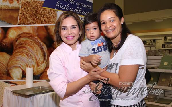 Chef Jaqueline Henrriquez y Maria Mendoza