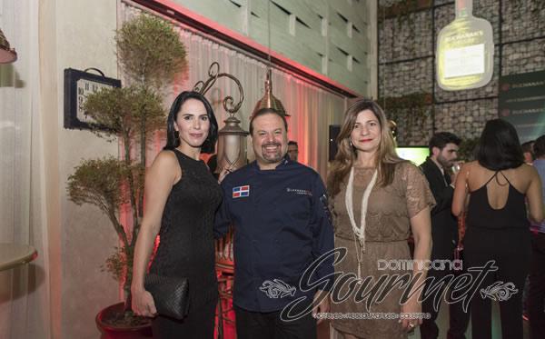 Vanessa Keltai, Leandro Díaz y Luisa Feliz