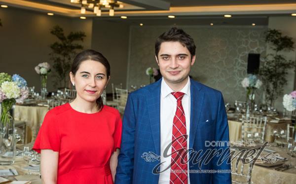 Reyhan Demir Onay y Romazan Onay