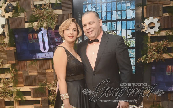 Maryori Sánchez y Dionisio Hernández