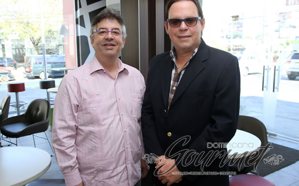 José Enrique González y Claude Gámez
