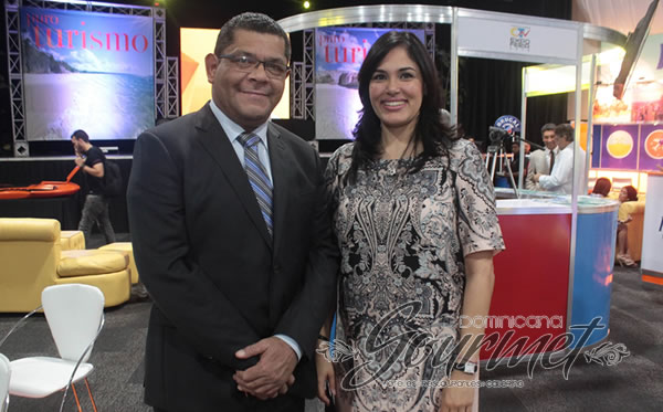 Alexander Barrios y Teresa Herrera