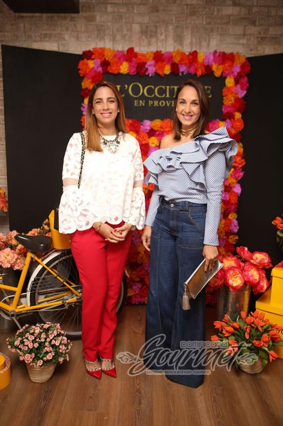 Carolina Veras y Claudia Veras